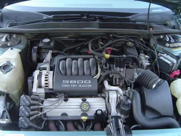 3800 engines
