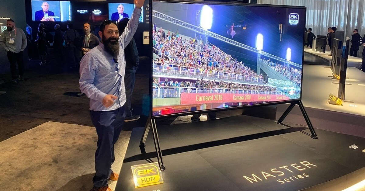 In4research releases a comprehensive 8K TV market report highlighting potential growth opportunities