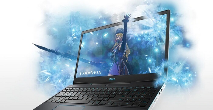 Dell G3 15 Design and Size