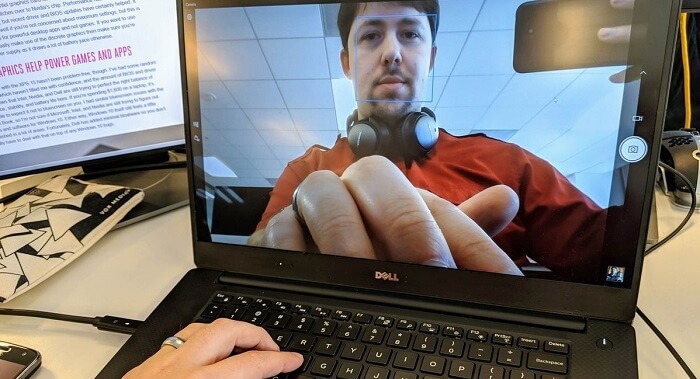 Dell G3 15 Webcam Quality