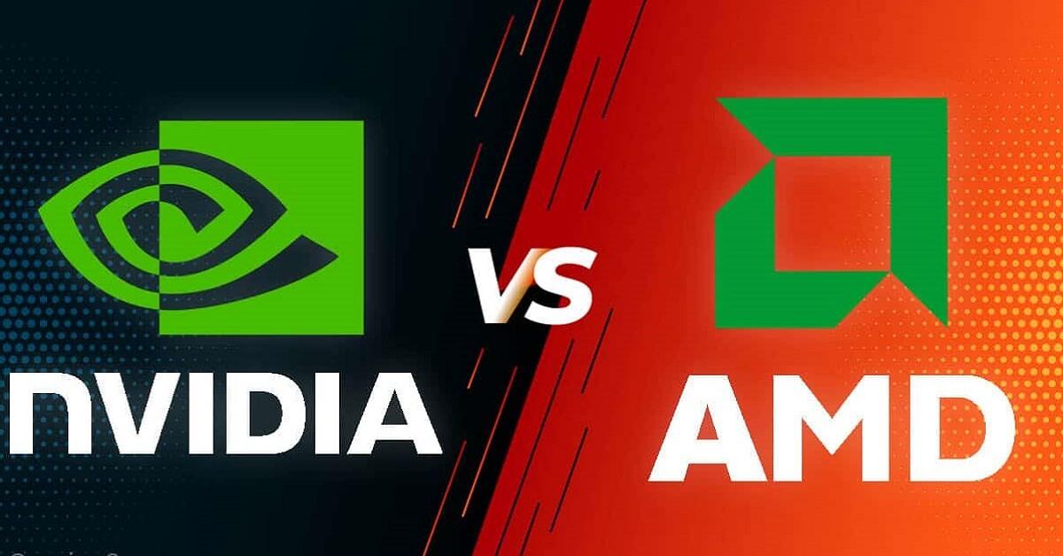Nvidia and AMD GPUs