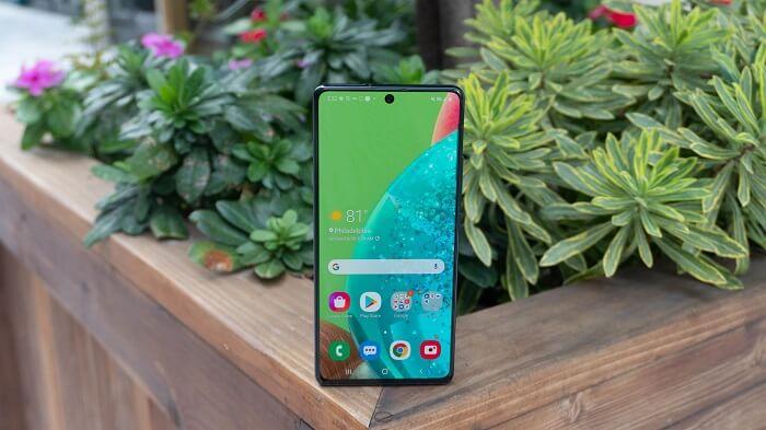 Samsung Galaxy A 71 5G