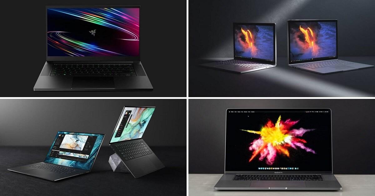 best laptops for 2021
