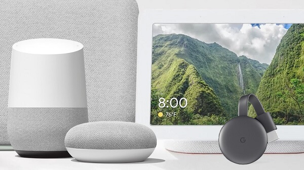 know how to reset Google Home