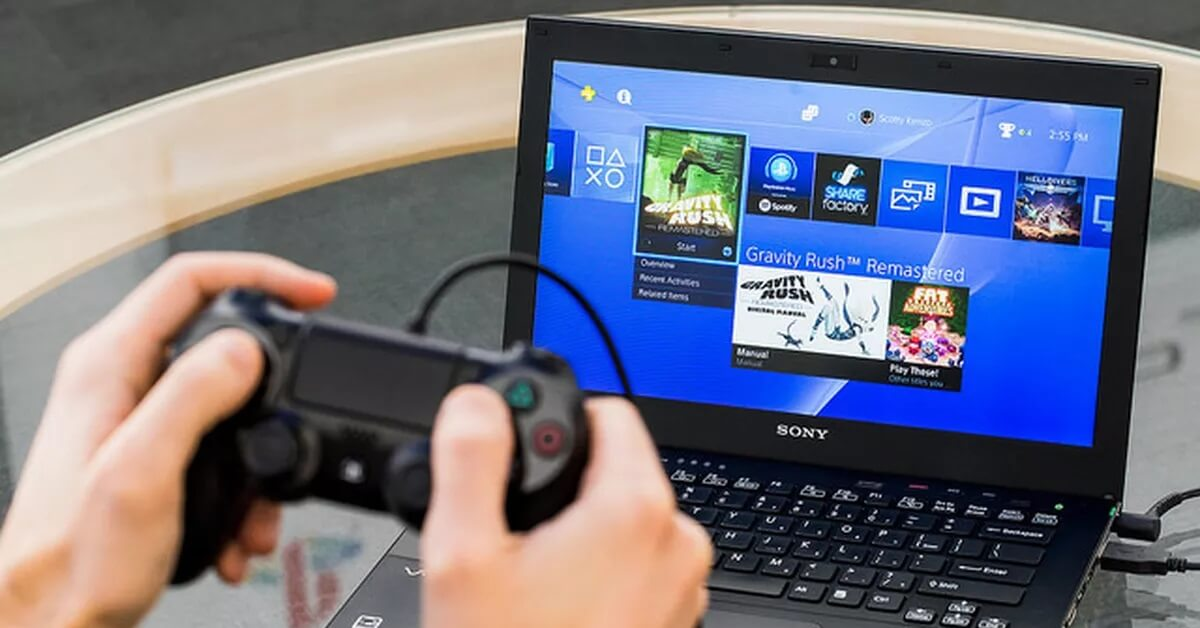 How to stream PS4 to PC All you need to know to stream PS4 games on your PC