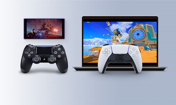 Remote Play software should be installed on your PC