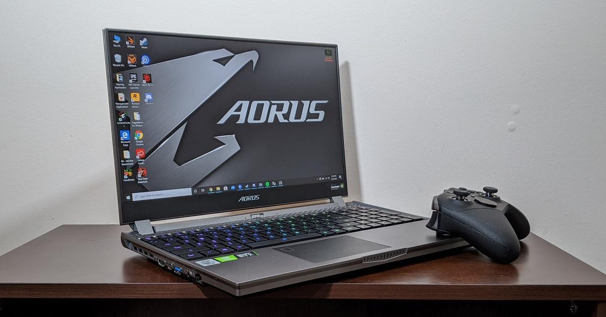 Gigabyte Aorus 15G XC Review