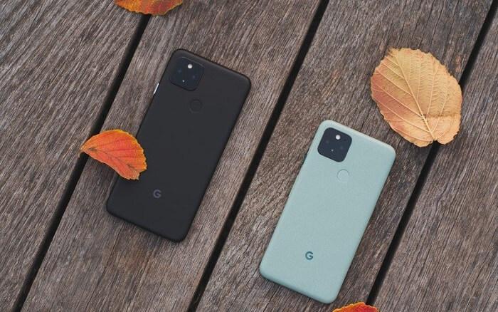 Google Pixel 4A and Pixel