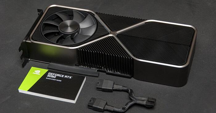 Nvidia GeForce RTX 3090 performance
