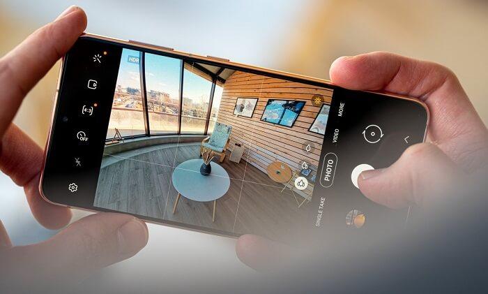 Samsung Galaxy S21 Plus Camera review