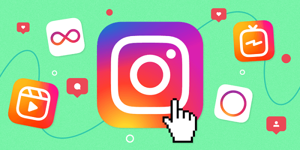 Wondering how to upload multiple photos to Instagram