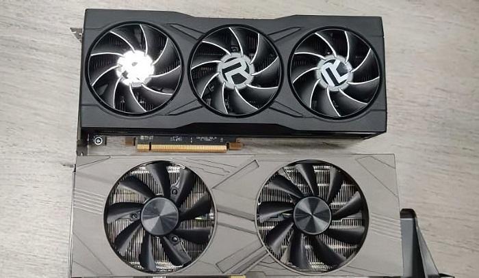 radeon rx 6800 xt design