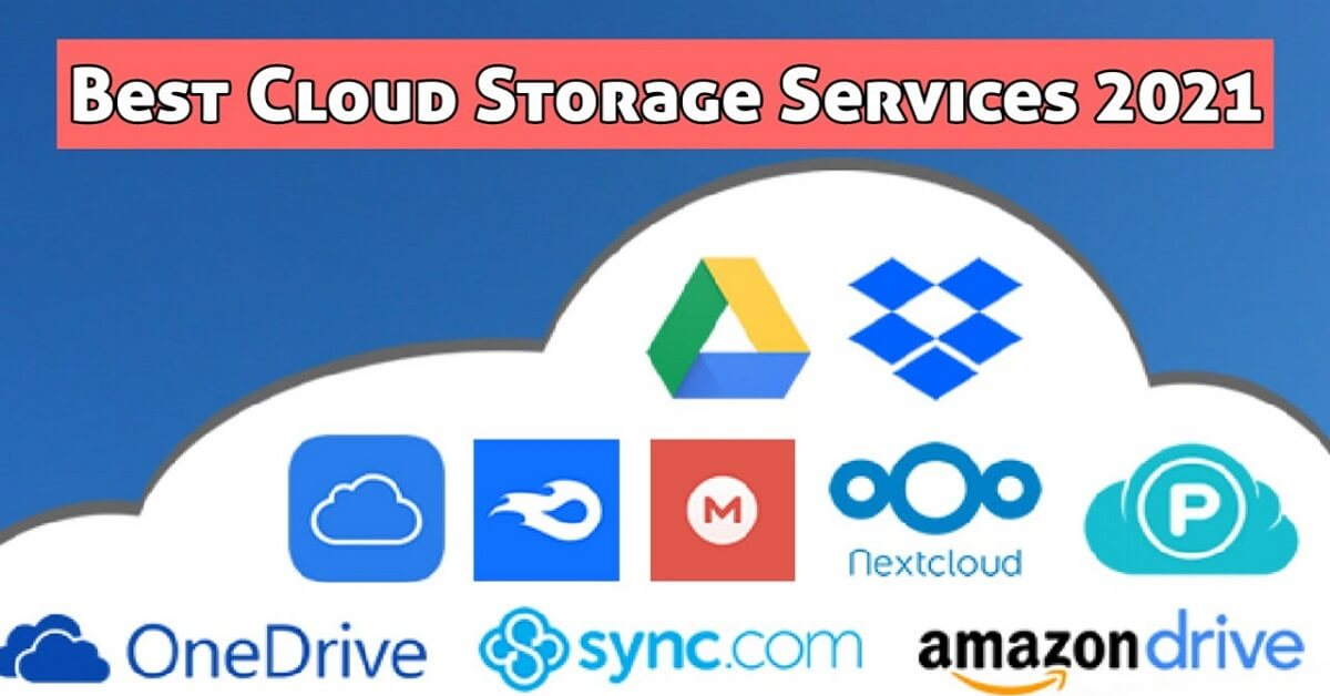 What's The Best Cloud Storage Service