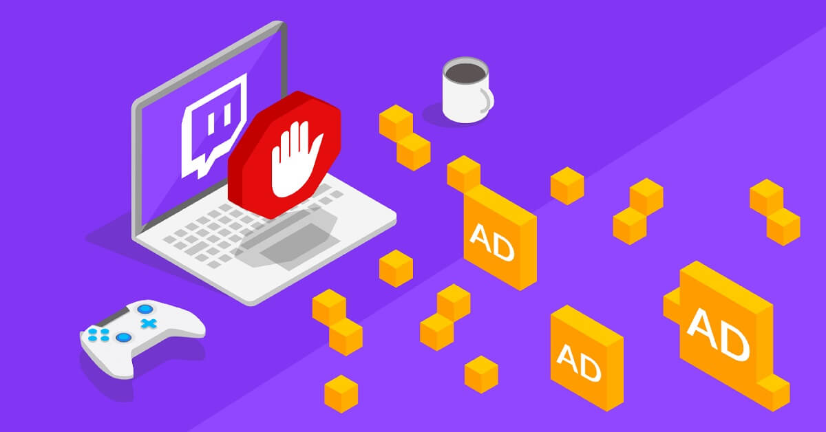 How to Block Twitch Ads