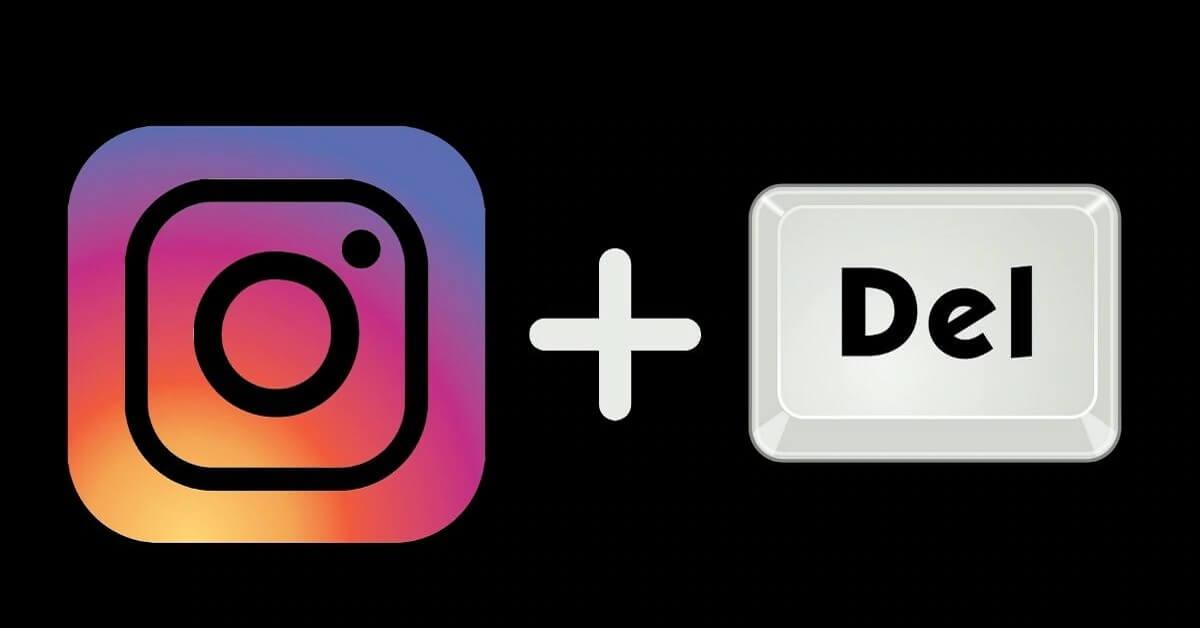 How to Delete Instagram Post forever