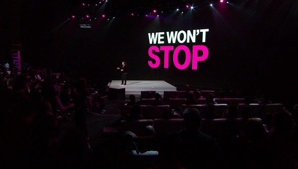 T-Mobile prime's BINGE ON also faced some criticism