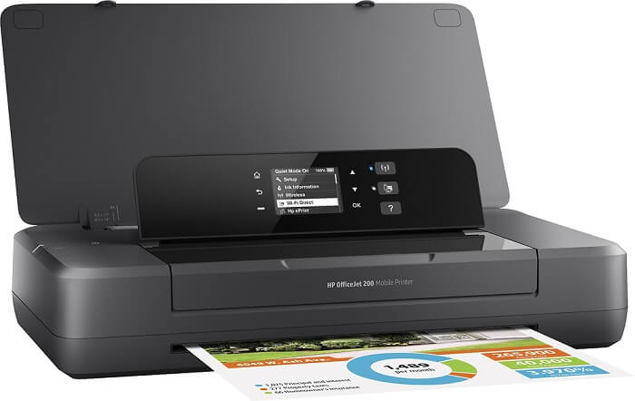HP OfficeJet 200 Mobile Printers
