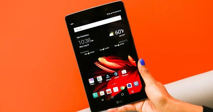 LG G Pad-X Tablet