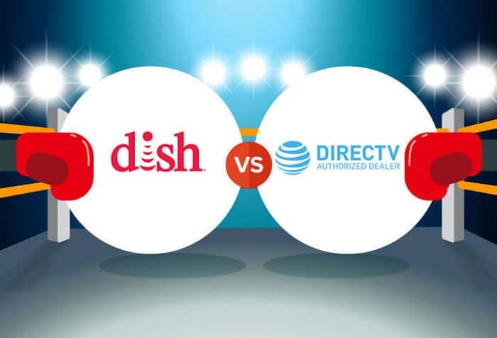 dish vs directv price comparison