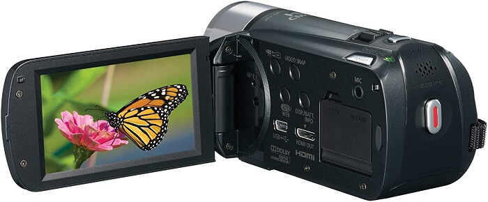 Canon 3.28 Megapixel FULL HD CMOS Image Sensor