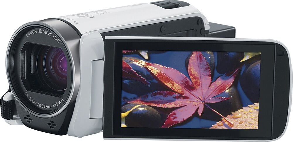 Canon VIXIA HF R700 Image Stabilization