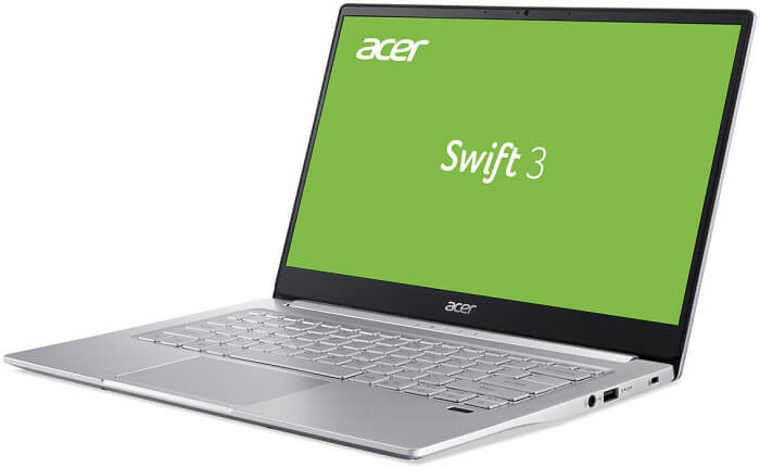 The Acer Swift 3