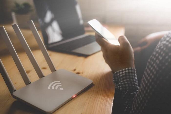 Verizon Quantum router speed