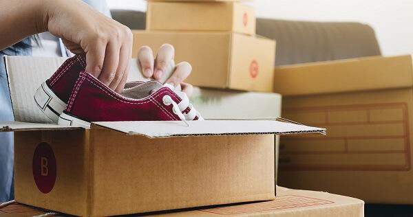 delivered bad shoes
