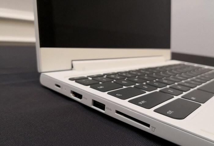 levono laptop ports