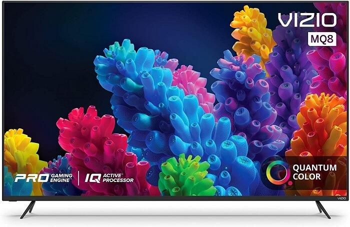 vizio Design and screen size
