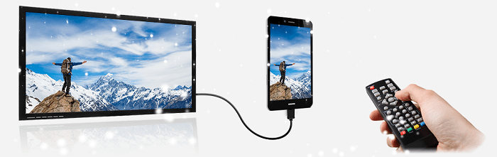 How to use Screen Mirroring to link your phone to your TV