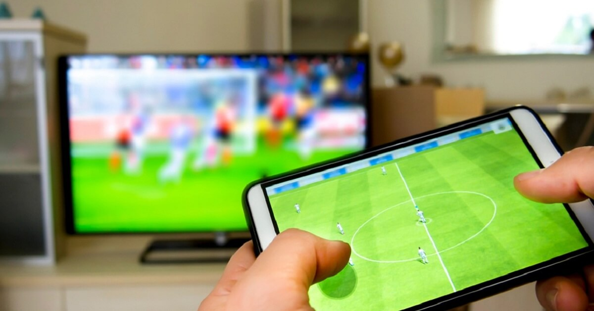 how to connect your phone to your TV